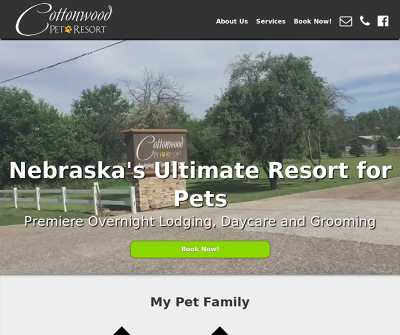 Cottonwood Pet Resort