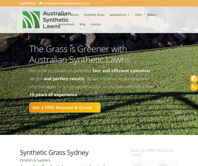 Australian Synthetic Lawns Sydney, Australia Artificial Grass for Balconies Artificial Grass for Dogs