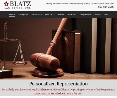 Blatz Law Office, Ltd.