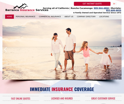 Barranca Insurance Services Inc.