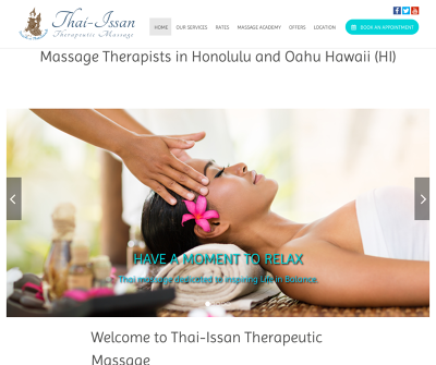 Thai Issan Therapeutic Massage