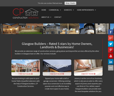 Glasgow Builders Construction Solutions Residential Construction Contractors
