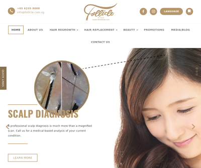 Follicle Hair Centre Singapore