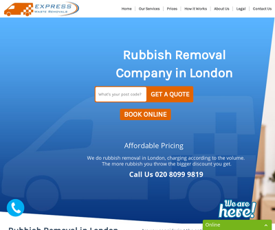Express Waste Removals United Kingdom Same Day Junk Removal House Clearance Services