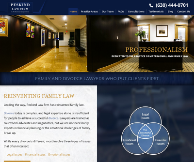 Peskind Law Firm Illinois Family Law Divorce Law Child Custody Law Mediation Child Removal
