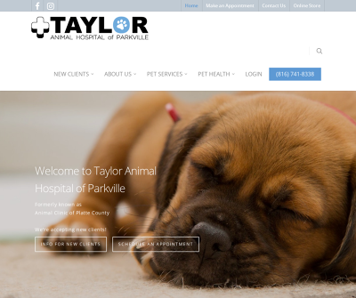 Taylor Animal Hospital of Parkville Missouri Anesthesia & Patient Monitoring Blood Transfusions