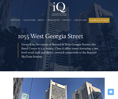 iQ Office Suites Vancouver Canada Private Offices Dedicated Offices Virtual Offices Coworking Spaces