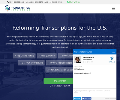 Transcription Services-US Audio Transcription Video Transcription Legal Transcription
