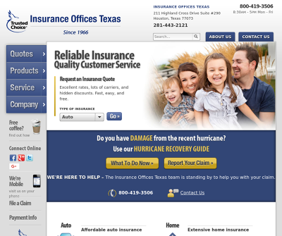Insurance Offices Houston,TX Auto Insurance Auto Insurance Homeowner Insurance