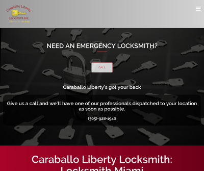 Caraballo Liberty Locksmith Inc.