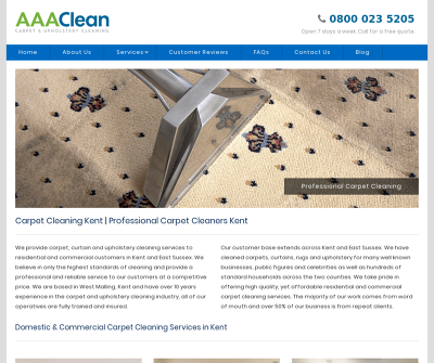 AAAClean - Domestic and Residential Cleaning Services