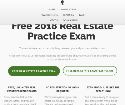 Real Estate Exam Ninja