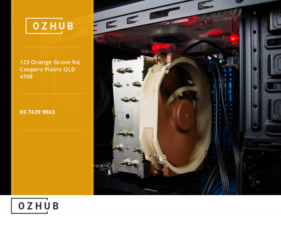 OZHUB - The Best Way To Fix Your PC Problems Melbourne, Australia LCD Screen Repair