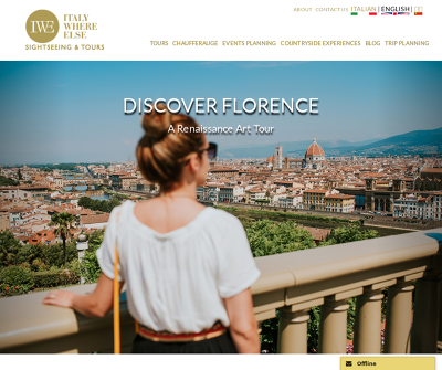 Italian Tour Operator. Travel and real life experiences