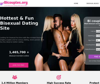 The best bisexual chat website