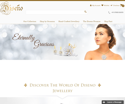 Disenojewel: Buy Jewellery Online | Gold and Diamond | Jewellery Store