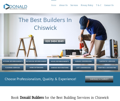 Five-star Building Services in Chiswick, London, United Kingdom Loft Conversions