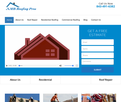 NMB Roofing Pros North Myrtle Beach,SC Roof Repair Residential Roofing