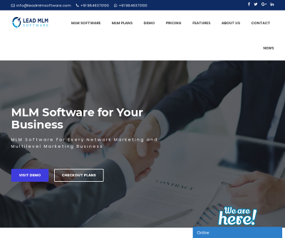 MLM Software for MLM Business Kerala,India Matrix Plan MLM Software