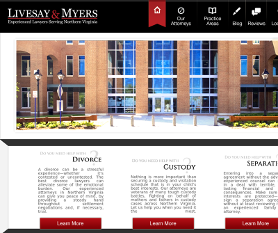 Livesay & Myers, P.C. - Family Law and Divorce Attorneys in Arlington, Virginia