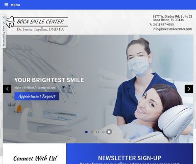 Boca Smile Center Boca Raton,FL Family-Friendly Dentistry Cosmetic Dentistry