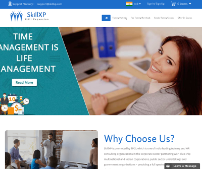 SkillXP Delhi-NCR, India Training Courses Training Presentations Free Training Downloads