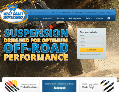 West Coast Suspensions Bassendean, Australia Custom Manufactured U-Bolts