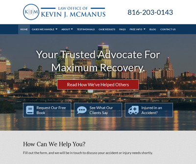 Law Office of Kevin J. McManus