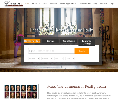 Linnemann Realty - Homes For Sale - Rentals - Featured Listings