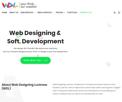 Web Designing Lucknow | Best Web Designing Company in Lucknow