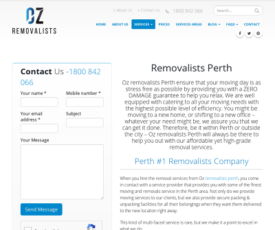 Removalists Perth Australia House Removalists Office Removalists Insterstate Removalists