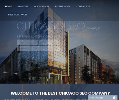 Chicago SEO Company Chicago,IL Local SEO National SEO Content Writing