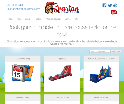 Best Bounce House Rentals in Mobile AL