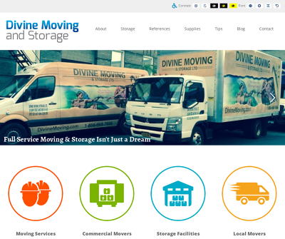 Divine Moving and Storage NYC | Trusted Movers NYC