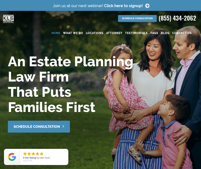 Estate Planning Lawyer San Diego and NYC