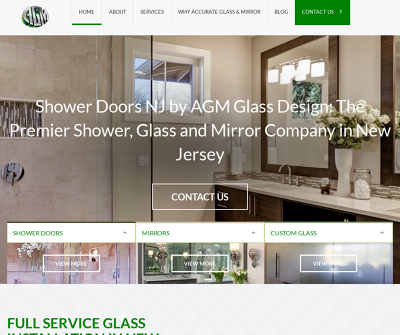 Accurate Glass & Mirror Inc