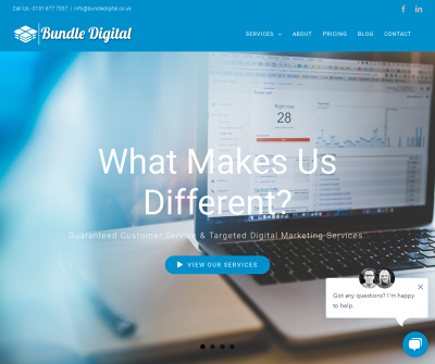 Bundle Digital Ltd