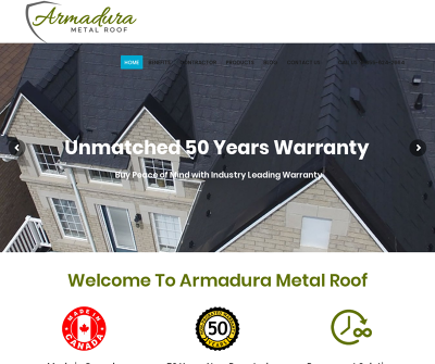 Metal Roofing Supplier | Armadura Metal Roof