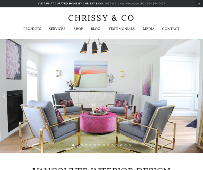 Curated Home By Chrissy & Co