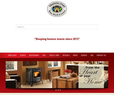 The Trading Post New Milford,CT Fireplaces Stoves Accessories Fuel Spas Specials