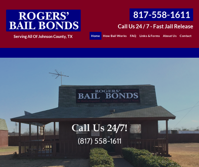 Rogers' Bail Bonds Jonson County,TX