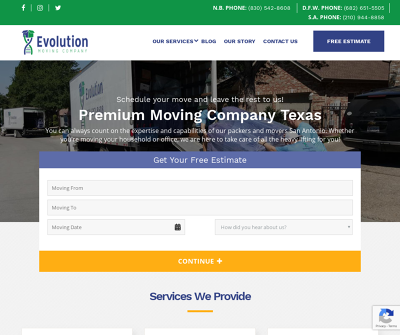 Texas movers at an affordable price