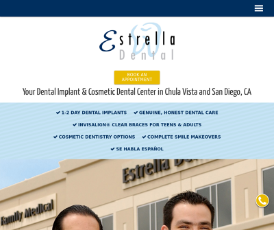 Estrella Dental Implant & Cosmetic Center