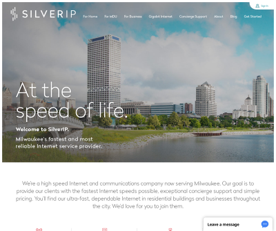 SilverIP Communications