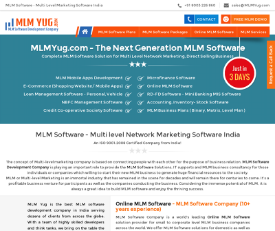 MLM Software Provider