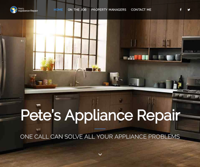 Pete's Appliance Repair