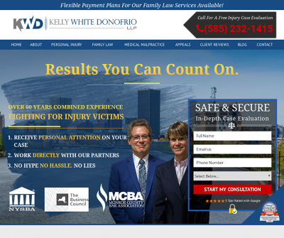Kelly White Donofrio LLP