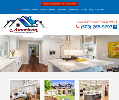 American Construction & Remodeling