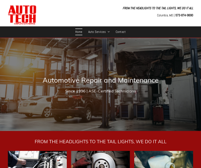 Auto Tech Of Columbia LLC