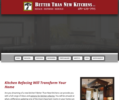 Better Than New Kitchens